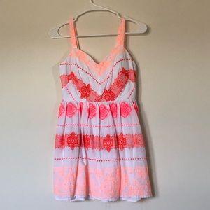 Bright Colored Dress